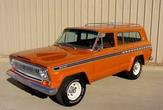 Original 1977 Jeep Cherokee Chief S W/T 401 V8
