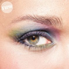 """Enchanting """"Wicked Witch"""" Multicolored Eyeshadow"""