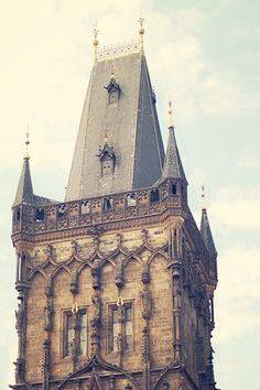 Prague via 79 Ideas.