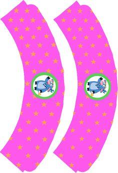 Dora The Explorer Dora The Explorer, Cut Out Top, Cupcake Wrappers, A4 Paper, Cup Cakes, Vinyl Designs, Party Printables, Scissors, Parties