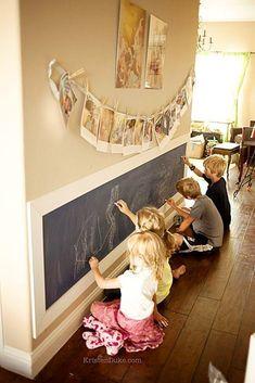 Çocukları oyalamak, onların bir şeyler öğrenmesini sağlamak, onlarla vakit geçirmek için bundan daha akıllıca bir şey bilmiyorum ben.