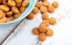 Leuk om samen te maken en natuurlijk hartstikke lekker, deze glutenvrije kruidnootjes!