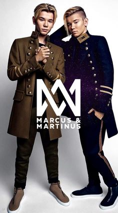 Marcus and Martinus wallpaper🖤💜🧡 go check on insta😊