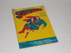 SUPERMAN-57-Vintage-DC-Comic-Book-Golden-Age-1949-Lois-Lane-as-Superwoman-NICE http://www.ebay.com/itm/SUPERMAN-57-Vintage-DC-Comic-Book-Golden-Age-1949-Lois-Lane-as-Superwoman-NICE-/151434712712