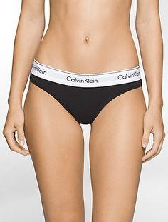 571f407641 Image for modern cotton thong from Calvin Klein Underwear Shop
