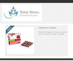 Quema grasa y aporta vitalidad: http://saludatenea.com/es/home/1069-cetonplus-45-capsulas-8436012151614.html