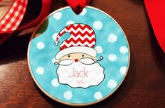 Baby's First Christmas Ornament 30% off at Groopdealz