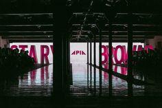 Nowa kolekcja butów #Apia w towarzystwie ubrań Van Graff. Pokazy mody reżyserowany przez Katarzynę #Sokołowską w Startym Browarze w Poznaniu.  #APIA #buty #trendy #A/W #15/16 #Vangraff #StaryBrowar #BlowUpHall5050Hotel #KasiaSokołowska #TopModelTVN