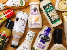 Taste Test: The Best Caesar Salad Dressings | Serious Eats