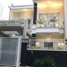 My Dream Home - Awesome Interior Duplex House Design, House Front Design, Small House Design, Modern House Design, House Layout Plans, House Layouts, House Plans, Minimalis House Design, Philippines House Design
