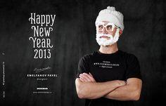 Happy Eskimo 2013 by Pavel Emelyanov