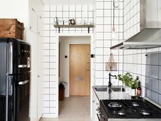 Retro Kühlschrank In Schwarz : Die besten bilder von retro kühlschrank kitchen dining rooms