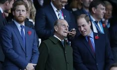 Prince Philip: William and Harry to walk apart as Queen sits alone at funeral   Prince Philip   The Guardian Prince William And Harry, Prince Andrew, Prince Harry And Meghan, Prince Charles, Prinz Philip, Peter Phillips, Princess Alexandra, Young Prince, Royal Marines