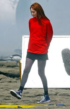 amy pond the time of angels outfit - Google Search