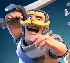 Clash Royale Character designs