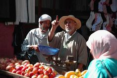Go to the souks and haggle