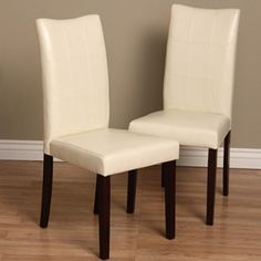 Warehouse of Tiffany Eveleen Dining Chairs ($138.99 for 2)