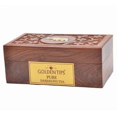 Buy Organic Tea Wooden & Jute Combo Gift Boxes from Golden Tips Tea India Online Store. Darjeeling, Teas, Wooden Boxes, Jute, Decorative Boxes, Elephant, Carving, Pure Products, Crafts