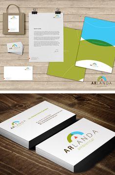 Arlanda's Corporate Identity by FinxDuvey