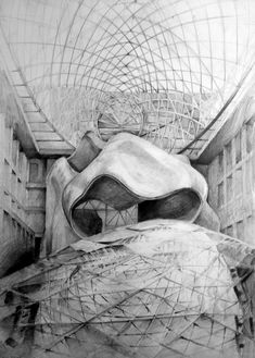 Klara Ostaniewicz is an architect and professional artist living in Warsaw, Poland.