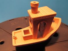 #3DBenchy - The jolly 3D printing torture-test by aliendagwood