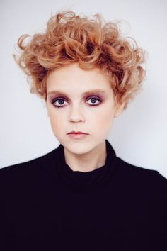 Soft pink curls #CeriseHS #WesSharpton #RoxieDarling #TonyKelley #MichaelGordon #hairstorystudio #purelyperfect #pinkhair #softcurls #shorthair