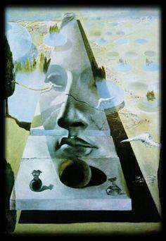 Salvador Dali - ✯ http://www.pinterest.com/PinFantasy/arte-~-pintura-salvador-dal%C3%AD-2/