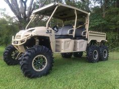 Polaris 6x6 Polaris Off Road, Polaris Utv, Quad, Suzuki Vitara 4x4, Polaris Ranger Crew, Kubota Tractors, Armored Truck, Drift Trike, Beach Buggy