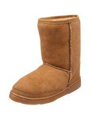 Minnetonka Women's Short Pug Boot