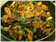 Thai Drunken Noodle / Pad Kee Mao