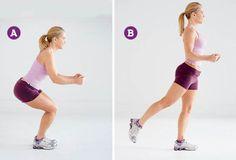 jak zhubnout stehna