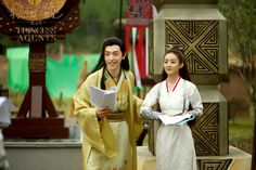 They know how to pick the right song to pump up my blood. My anticipation level is so high for this drama, it's not even funny. Princess Agents, Zhao Li Ying, Chinese Martial Arts, Martial Arts Movies, Asian American, China, In My Feelings, The Funny, Actors & Actresses