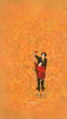 Goblin: The Lonely and the Great God Cute Couple Cartoon, Cute Couple Art, Cute Love Cartoons, Anime Love Couple, Cute Couples, Cute Cartoon Wallpapers, Animes Wallpapers, Goblin Kdrama Fanart, Goblin Korean Drama