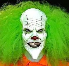 Image Search Results for scary clowns