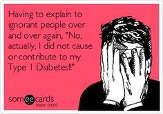 #T1D #diabetes
