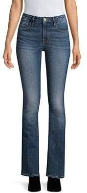 Frame Le Mini Boot Jeans Jeans And Boots, Denim Jeans, Skinny Jeans, Stretch Denim, Chic, Mini, Pants, Shopping, Frame