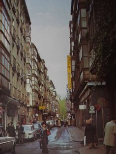 Bilbao, Spain, Street View, Color Azul, Waterfalls, Sevilla Spain, Spanish