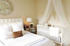 Quarto de casal com bebê: Aprenda a compartilhar seu quarto