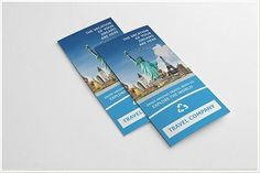 Travel brochure templates for travel agencies - Texty Cafe