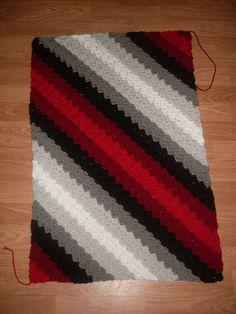 ♥♥ Color Inspiration ~ C2C blanket