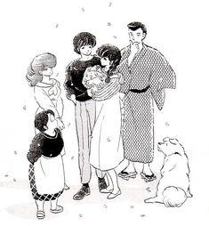 Mauson ikkoku by Rumiko Takahashi