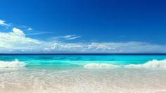 beautiful sky blue ocean wallpaper download full free high definition