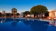 Yria Hotel Resort + Luxury Villas // Paros Greece
