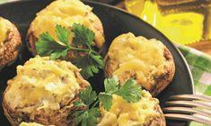 Reteta de ciuperci umplute Mashed Potatoes, Ethnic Recipes, Food, Whipped Potatoes, Smash Potatoes, Essen, Meals, Yemek, Eten