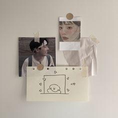 Aesthetic Room Decor, Aesthetic Art, Korean Aesthetic, Brown Aesthetic, Simple Aesthetic, Korean Picture, Army Room Decor, Minimalist Room, Room Ideas Bedroom