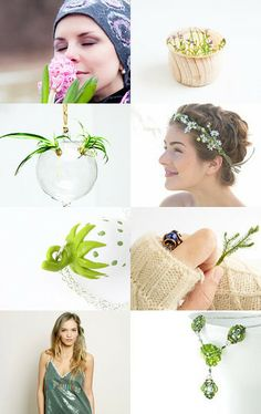 Spring is sprouting  by KatzCorner on Etsy--Pinned with TreasuryPin.com