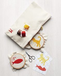 Cross-stitching ideas