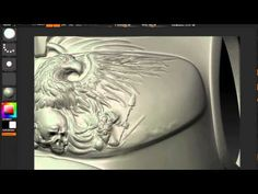 ▶ The Lord Inquisitor - Sculpting the Torquemada Chest Armor [HD] - YouTube