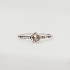 MANIAMANIA Entity Solitaire Ring