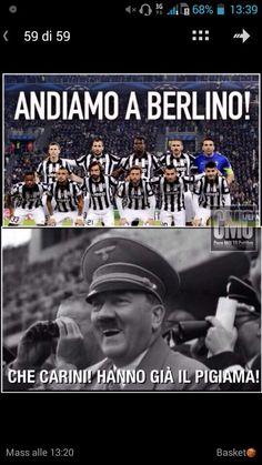 Juventus e Hitler